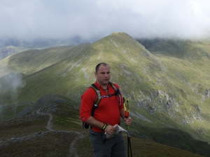 Ben Lawers looking at what could of been !
